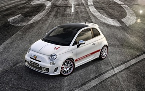 Picture Track, Yamaha, Racing, Edition, Abarth, Anniversary, Factory, 50th, Static, 595