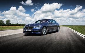 Picture BMW, BMW, sedan, 7-Series, Alpina, G12