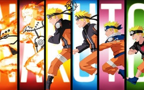 Wallpaper Anime, naruto, Uzumaki naruto