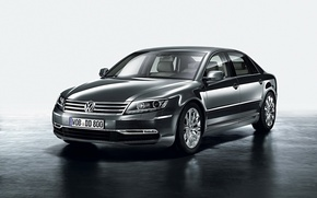 Picture Volkswagen, Phaeton, limousine