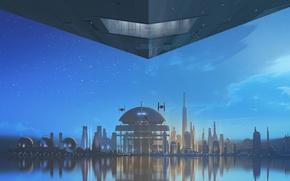 Picture planet, animated series, Star wars: Rebels, Star Wars: Rebels, Lothal