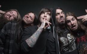 Picture rock, deathcore, deathcore, suicide silence, Alex Lopez, Mike Bodkins, Mitch Lucker, Chris Garza, Mark Heylmun