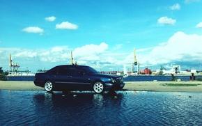 Picture Mercedes-Benz, Mercedes, E-class, E-Class, 1995, E-class, W210, Executivklasse, Lupato, Eyed, MAE