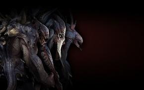 Wallpaper creatures, darkness, demons