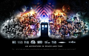 Picture space, fiction, planet, monsters, booth, the series, actors, aliens, Doctor Who, characters, aliens, Doctor Who, ...