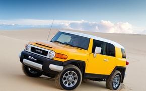 Picture Wallpaper, Jeep, Toyota, Car, Auto, Wallpapers, SUV, Toyota, Cruiser, Cruiser, AU-Spec, Efdzhey