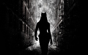 Picture Batman, Batman, Anne Hathaway, Catwoman, Anne Hathaway, Cat Woman, Batman The Dark Knight Rises, Gotham ...
