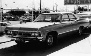 Picture Chevrolet, Baby, Supernatural, 1967, Impala, Original, Hardtop, Sale, Serial, Buy, Flashback