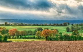 Picture autumn, landscape, Figure, landscape, autumn, fall