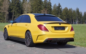 Picture Tuning, Mercedes, Carbon, AMG, Yellow, Mansory, S63