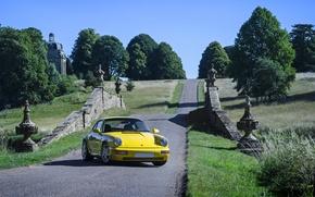 Picture Porsche, 964