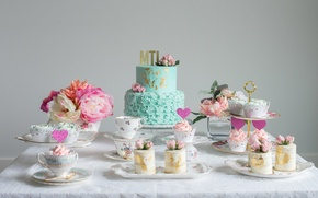 Picture holiday, cake, wedding, sweet, cupcakes