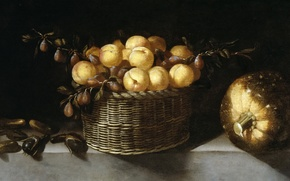 Picture picture, Juan van der Amen and Leon, Still life with Fruit and Vegetables