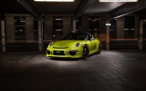 Picture coupe, 911, Porsche, Porsche, TechArt, Targa, Targa