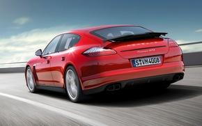 Picture porsche, Porsche, panamera, Panamera