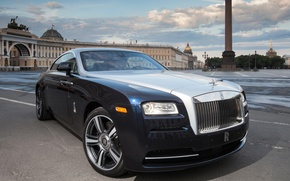 Picture background, Rolls-Royce, Rolls-Royce, Wraith, Wright