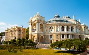 Picture theatre, Ukraine, Ukraine, Odessa, Houses