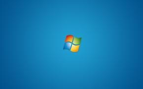 Wallpaper windows, paint, brand, brand, 1920x1080, colors, logo, logo