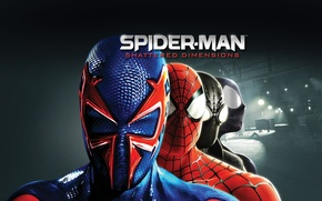 Picture Spider-Man, Activision, Beenox, Griptonite Games, Spider-Man: Shattered Dimensions