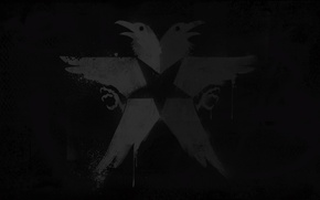 Picture symbol, the eagles, Yin, second sun, inFAMOUS