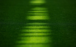Picture field, grass, macro, lawn, stadium, Emirates, Stadium, Emirates