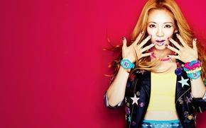 Wallpaper girl, music, Asian, SNSD, Girls Generation, South Korea, K-Pop