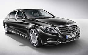 Picture Mercedes, Maybach, Mercedes, Maybach, S600