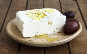 Wallpaper cheese, cottage cheese, feta cheese, cheese, Dairy products, feta cheese, cheese