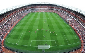 Picture Arsenal, Premier League, Emirates Stadium