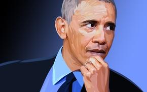 Picture face, President, Barack Obama, Barack Obama