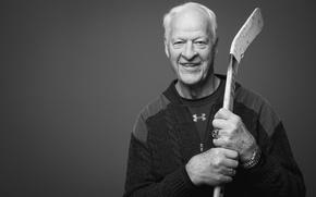 Wallpaper hockey, extreme sport, Gordie Howe