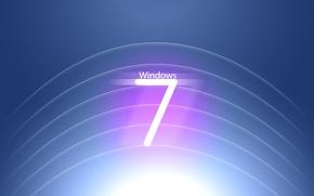 Picture seven, windows, logo