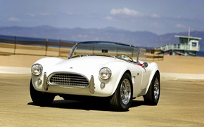 Picture beach, Ford, Shelby, Cobra, Ford, Shelby, Cobra, 1964, MkII, AC Cars, 289