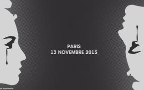 Picture Paris, Paris, the attack, 13 Nov, terrorist attack, We remember, 13 November 2015, November