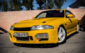 Picture tuning, nissan, skyline, cars, japan, car audio