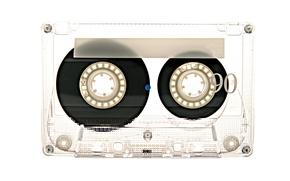 Picture retro, tape, tape cassette