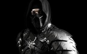 Picture Noob Saibot, Cosplay, Mortal Combat