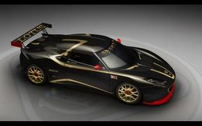 Picture car, lotus, evora, sports