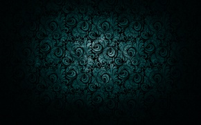 Picture leaves, green, Wallpaper, pattern, texture
