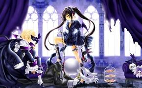 Picture Trick, Anime, Pandora