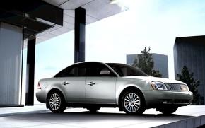 Picture sedan, Mercury, montego