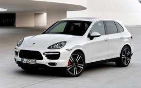 Picture Machine, Porsche Cayenne, Car, Car, New, Wallpapers, New, Beautiful, Wallpaper, 2013, The front, Turbo, Porsche …
