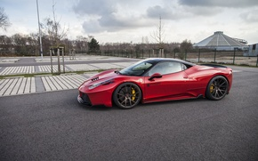 Wallpaper Ferrari, Prior-Design, Italia, Ferrari, 458, PD458