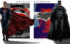 Picture Batman, Batman, Superman, Superman, Batman v Superman: Dawn of Justice, dawn of justice