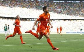 Picture Sport, Football, Netherlands, Brazil, Football, Sport, Player, Goal, Brasil, Player, Nederland, World Cup 2014, World …
