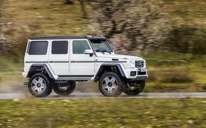 Picture Concept, white, SUV, g class, 4x4²