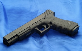 Picture Gun, Wallpaper, Weapons, Glock, Glock, Wallpapers, Weapons, 17L, 17L