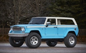 Picture Concept, jeep, Jeep, 2015, Chief