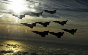 Wallpaper You can, Gripen, the plane, aircraft, flight, the sky, JAS 39, height