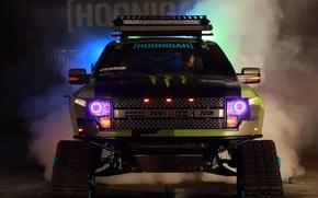 Picture Ford, ken block, Raptor, HOONIGAN
